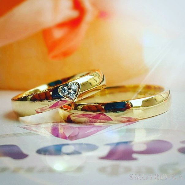 Inlove rings