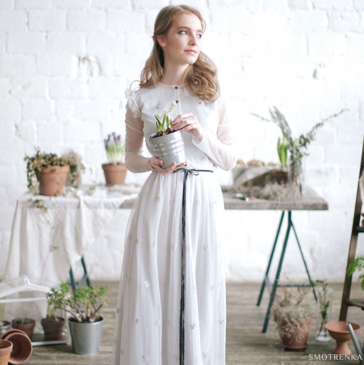 Дом платья Алены Безруких