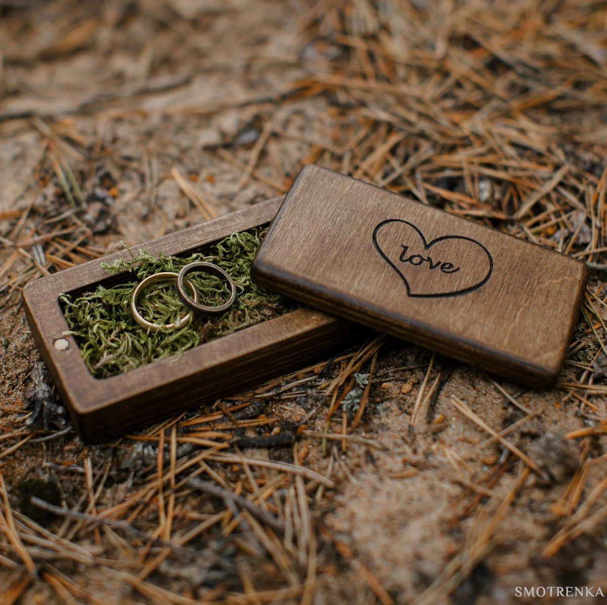 Деревянные коробочки Darbox