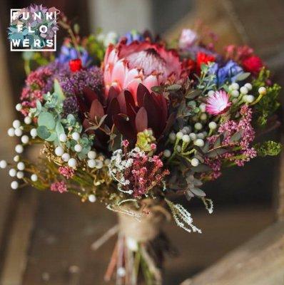 Цветочная мастерская Funk Flowers