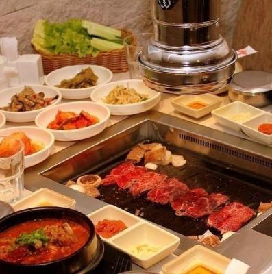 Ресторан корейской кухни КИМЧИ