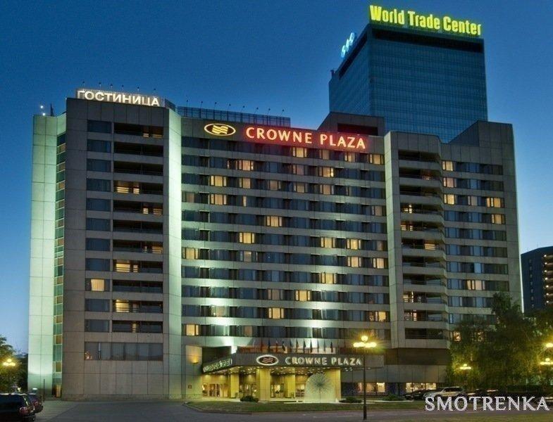 Гостиница Crowne Plaza Moscow