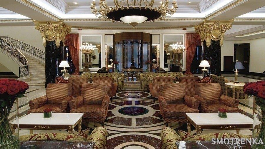 Отель The Ritz-Carlton Moscow