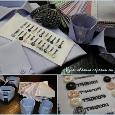 Магазин мужской одежды Мужской костюм