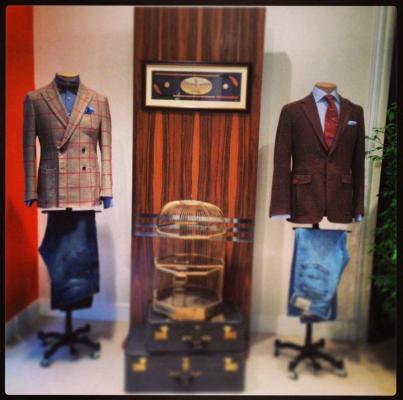 Салон мужских костюмов Icon