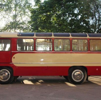 Тобик - Ретро автобус