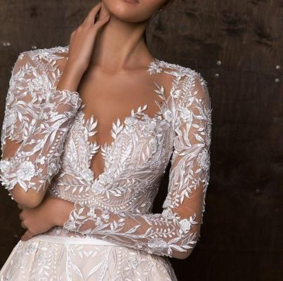 Белый Авантаж салон свадебных платьев