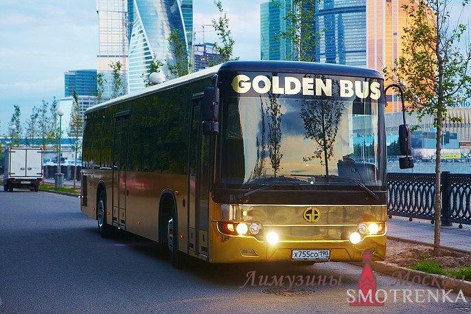 ПАТИБАС 35 МЕСТ (GOLDEN BUS)
