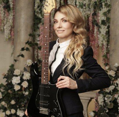 Гитаристка Маргарита Ратникова