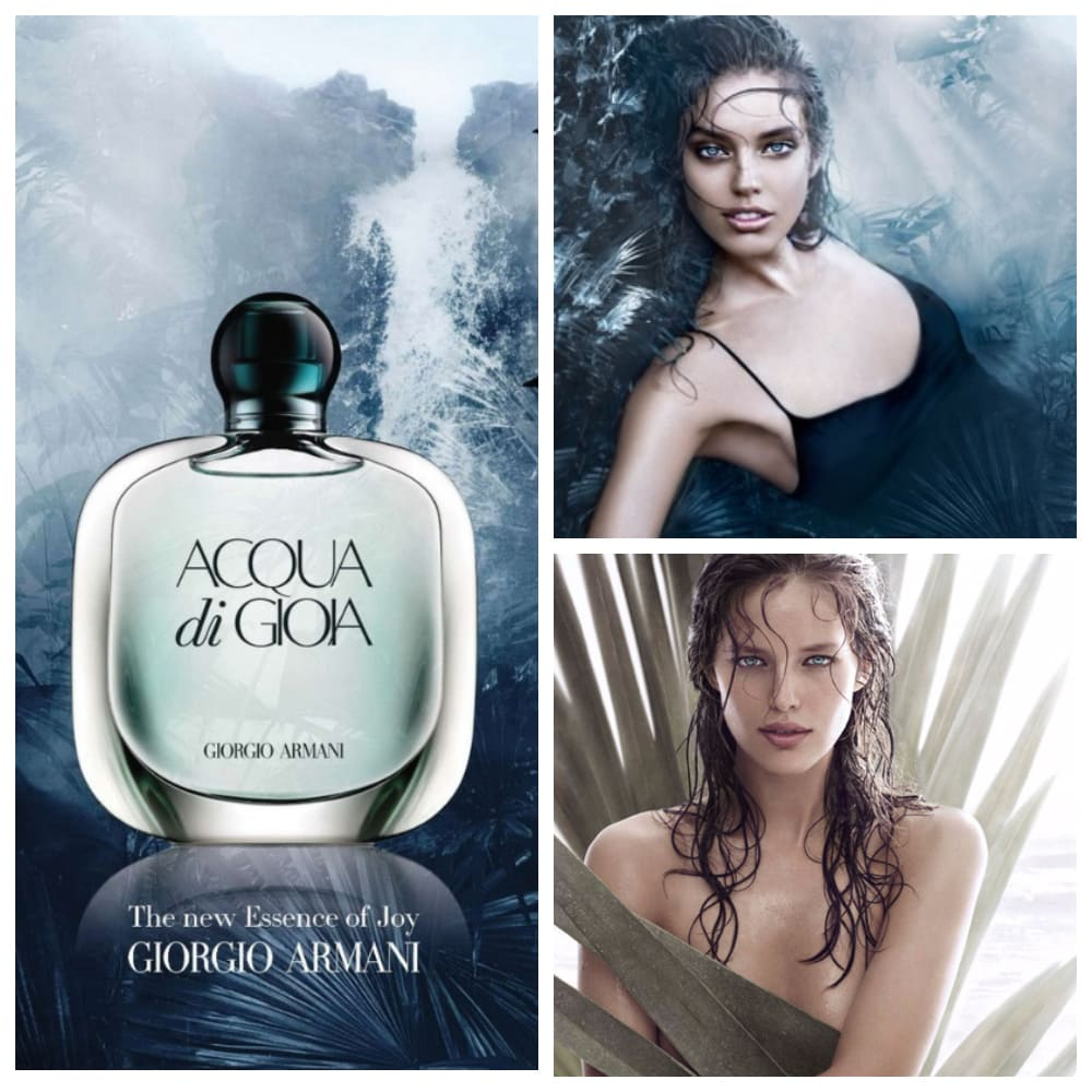 Giorgio Armani — женский аромат