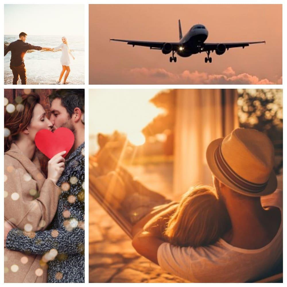 Сезонность свадебного путешествия