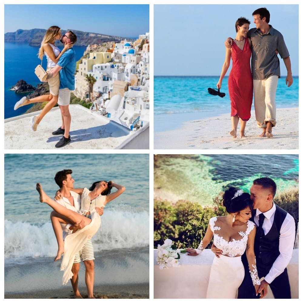 Поездка в медовый месяц