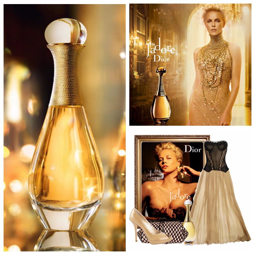 Dior — духи для невесты