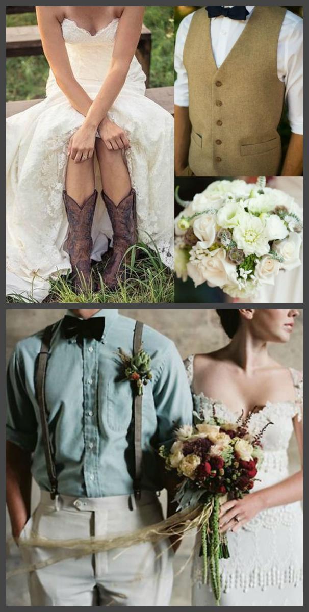 Полная гармония в свадебном образе