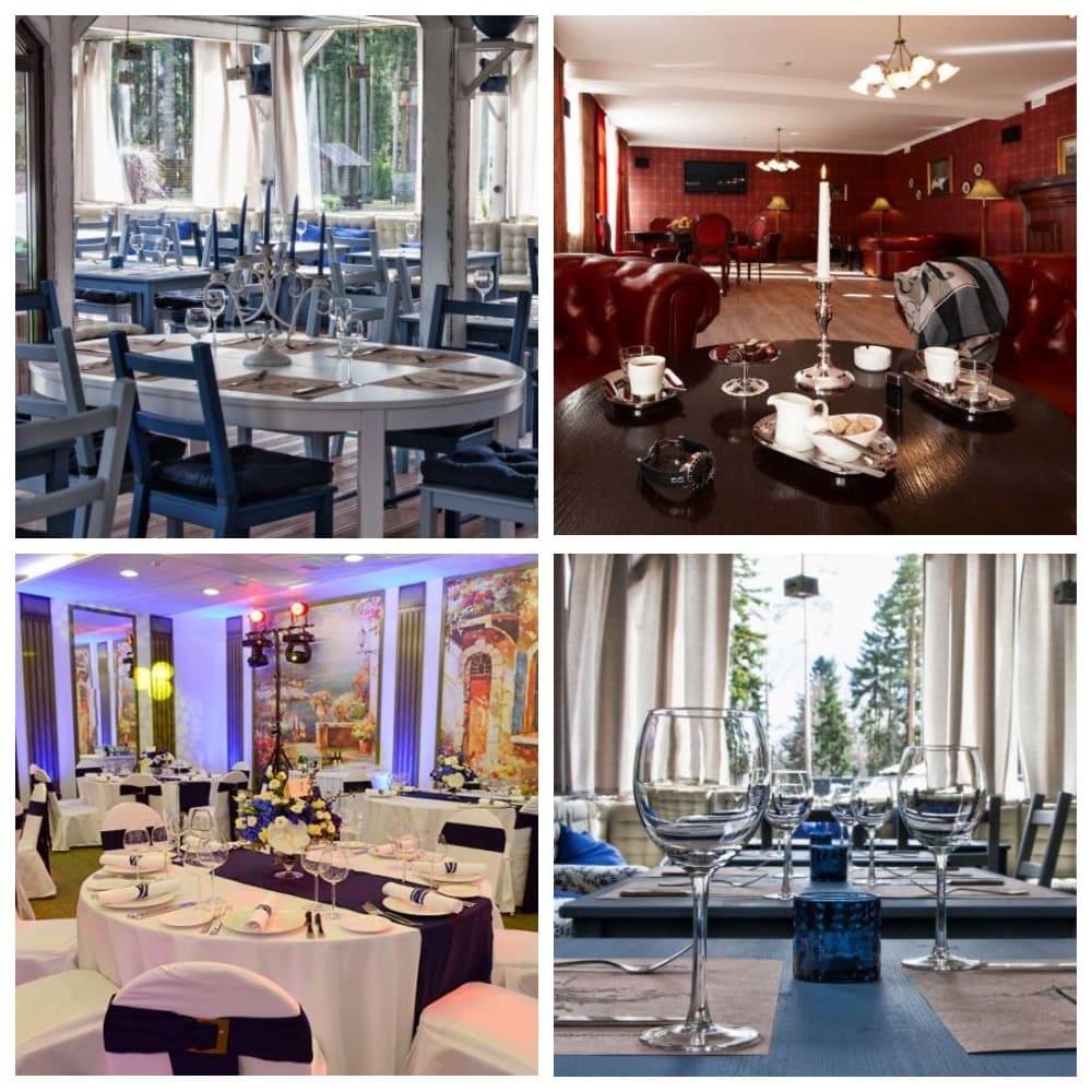 Загородный ресторан «ForRestMix»