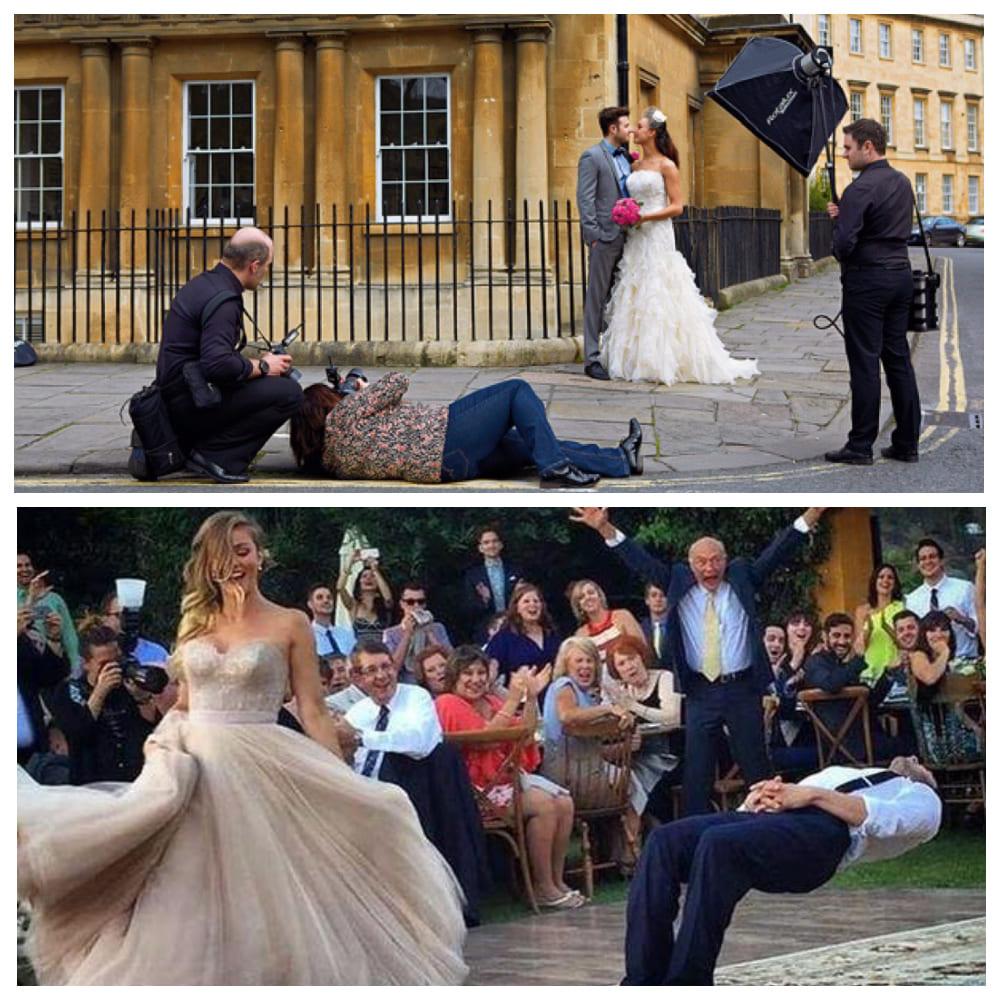 Фотоотчет со свадьбы