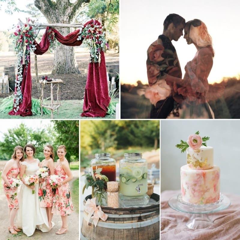 Главные свадебные тренды