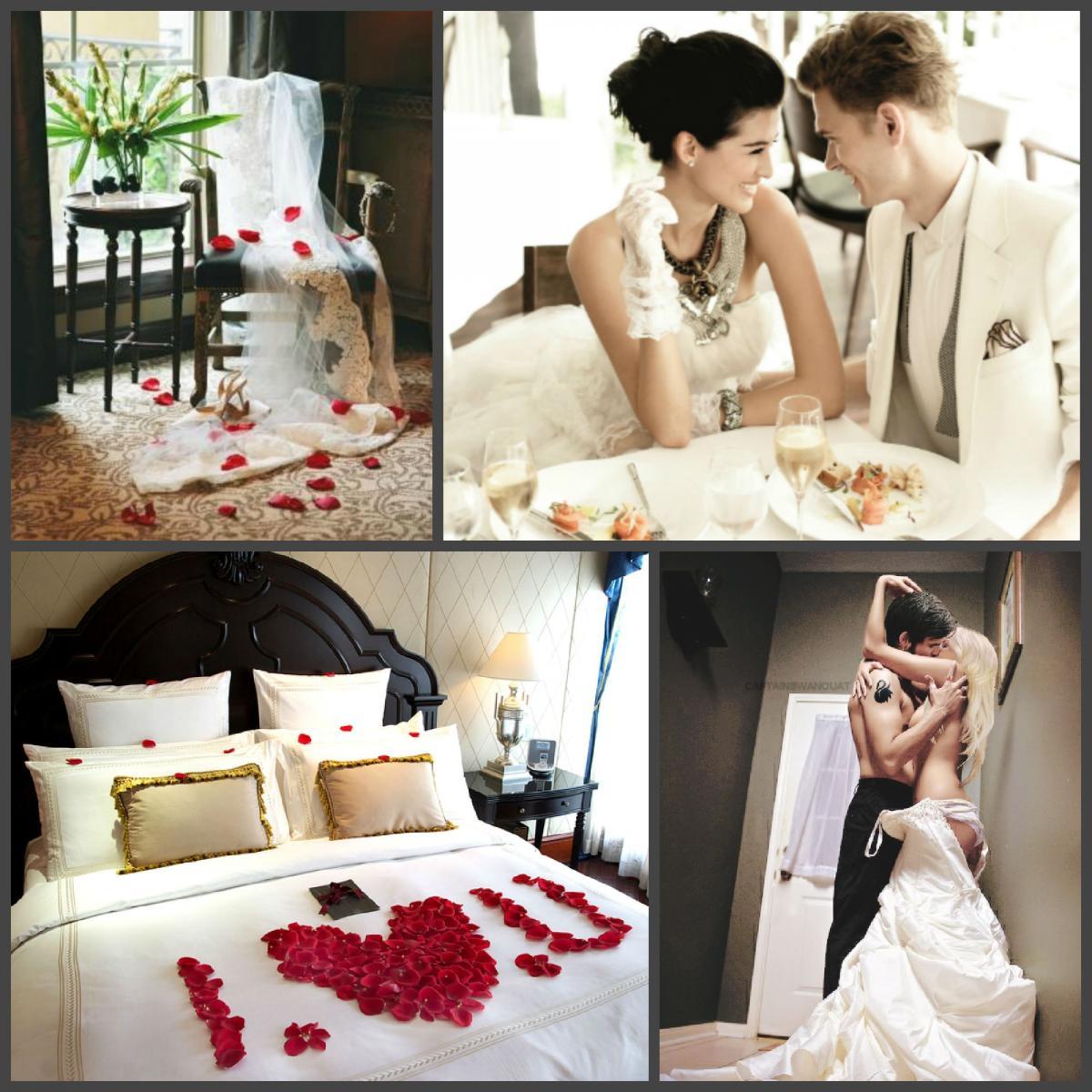 Романтическая атмосфера