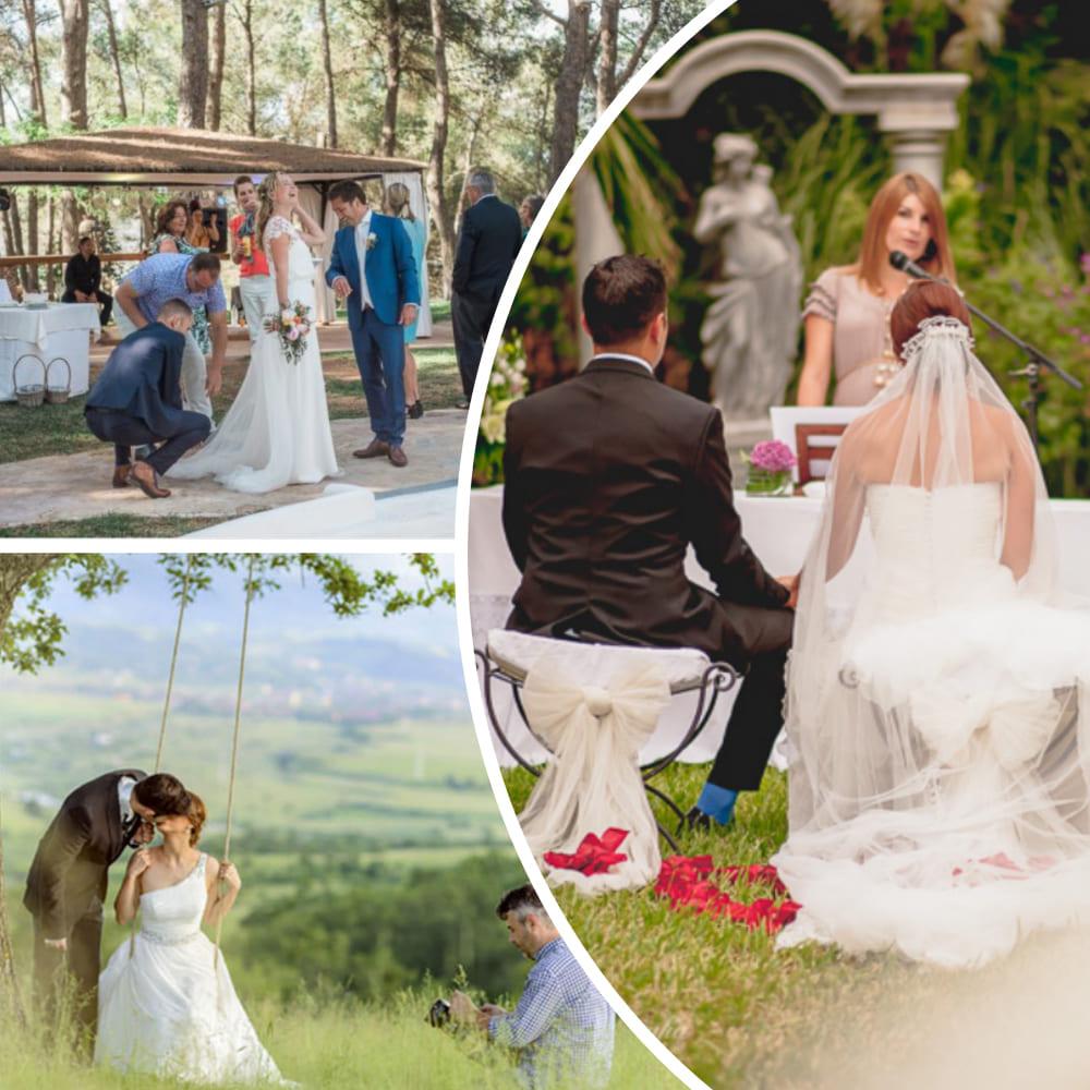Тщательно выбирайте профессионалов в свадебной сфере