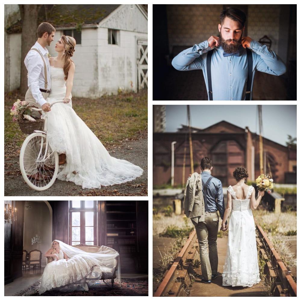 Результат свадебных фото