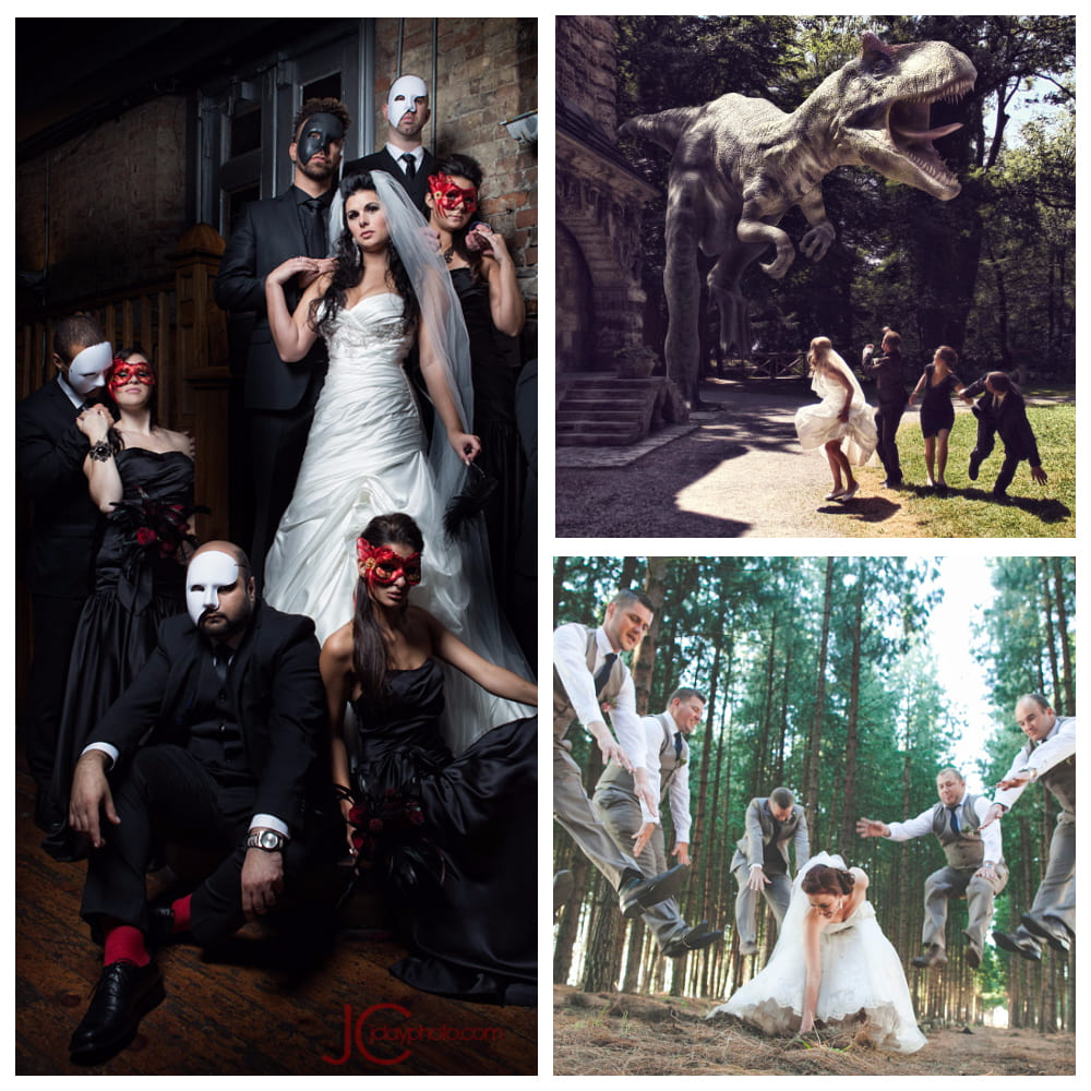 Оригинальный сценарий свадьбы