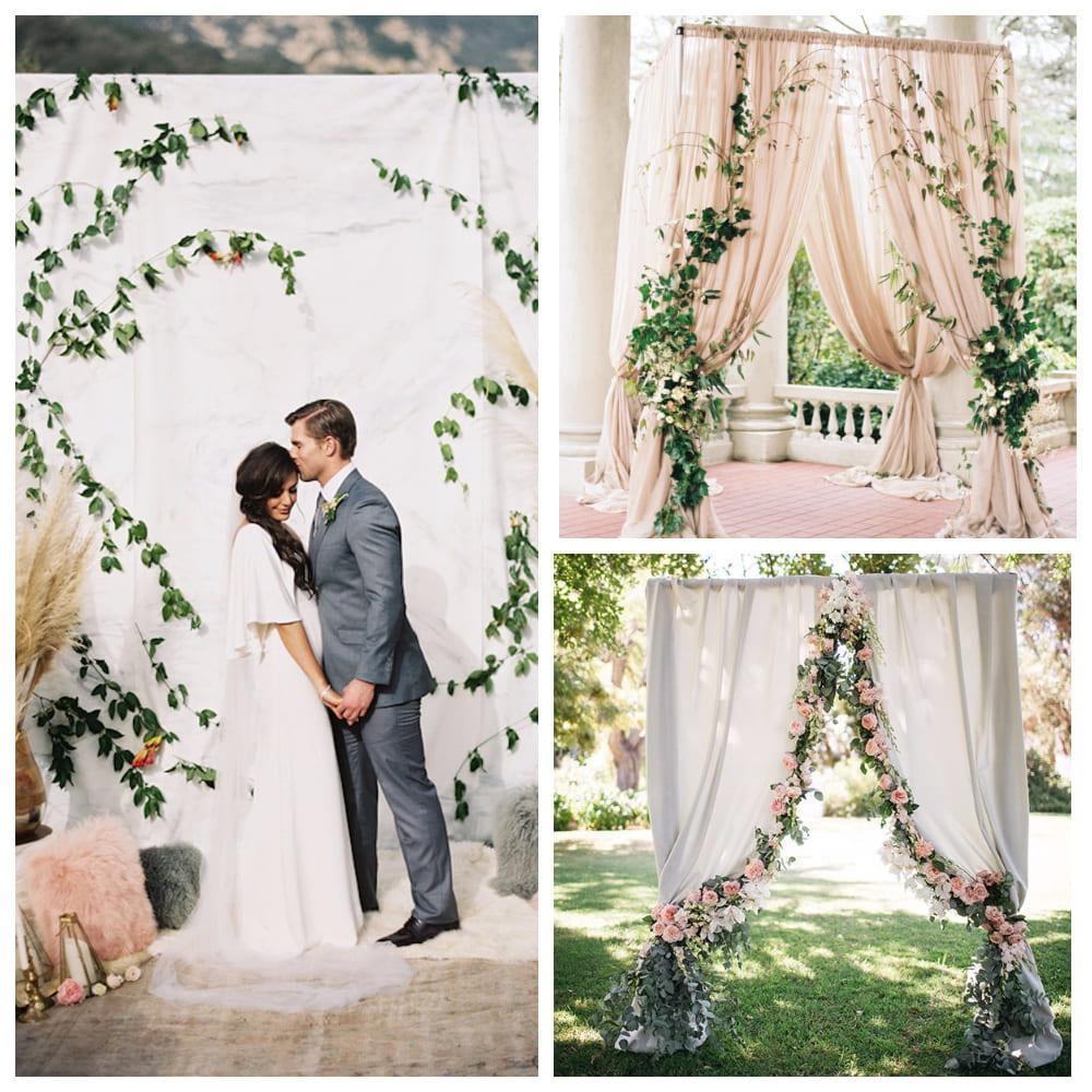 Тренд для летней свадьбы