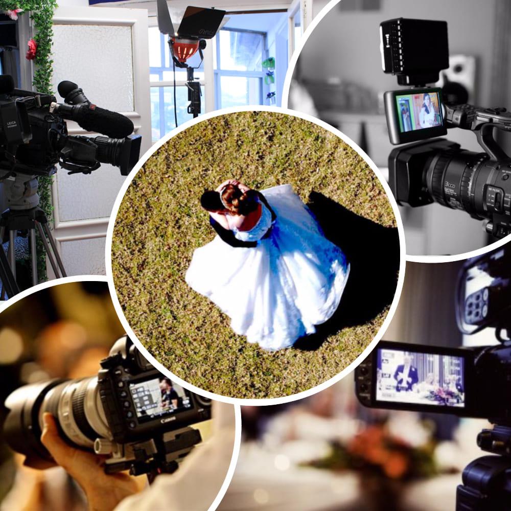 Свадебная фото и видео съёмка: советы начинающему фотографу и оператору