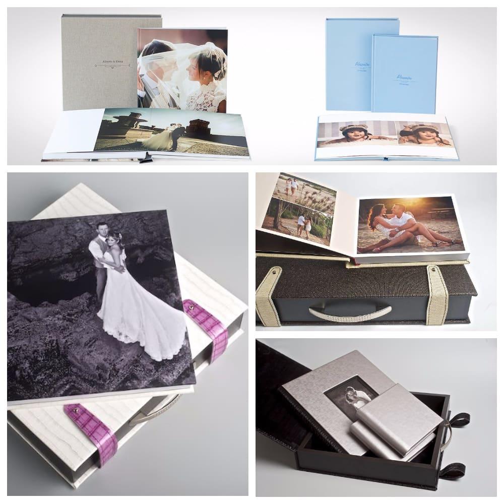 Свадебный альбом: открытие на 180 градусов