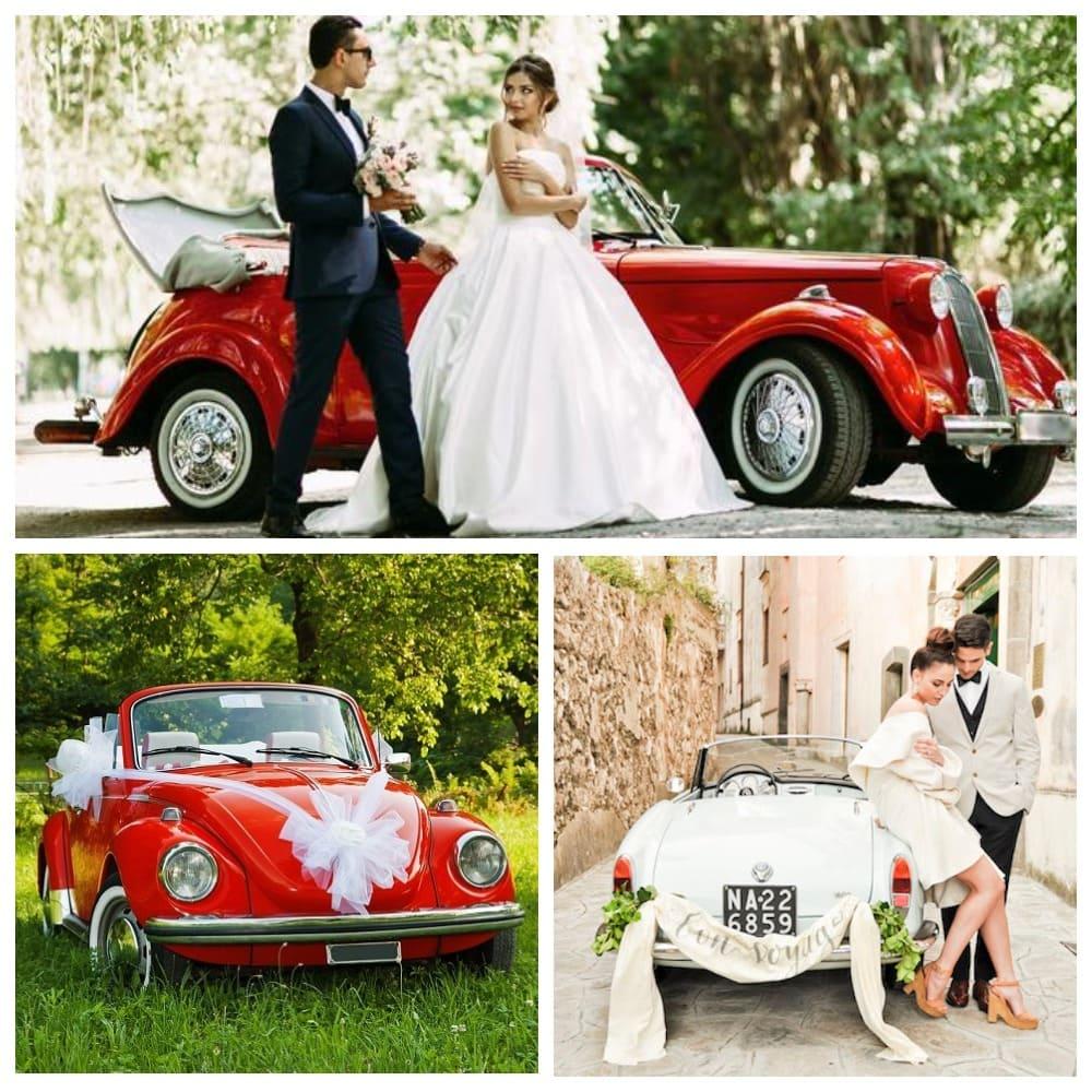 Виды свадебных авто