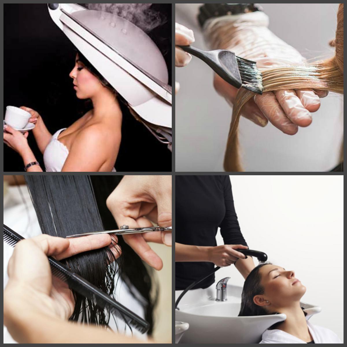 Процедуры с волосами