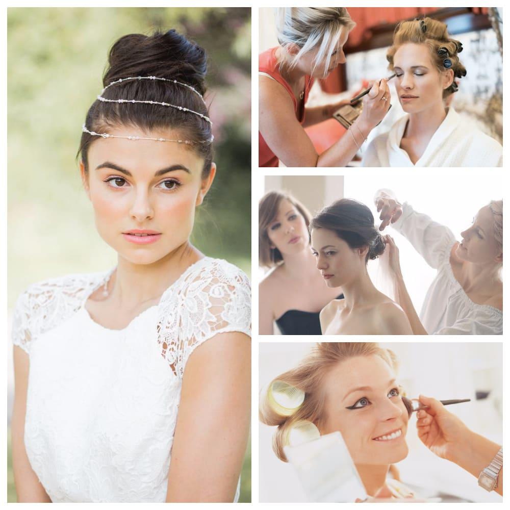 Мастера макияжа и прически