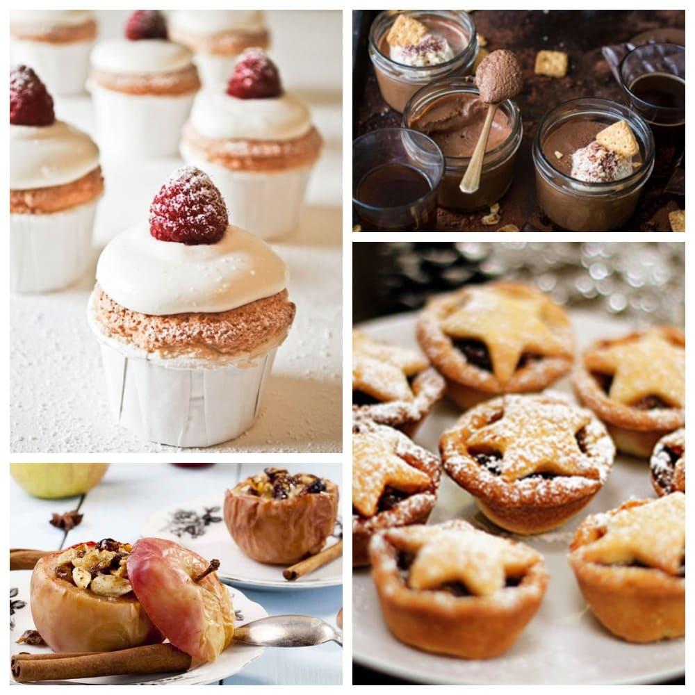 Десерты на свадьбе